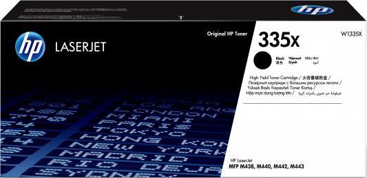 Тонер-картридж HP 335X для HP HP LaserJet M438 HP LaserJet M442 HP LaserJet M443 13700стр Черный