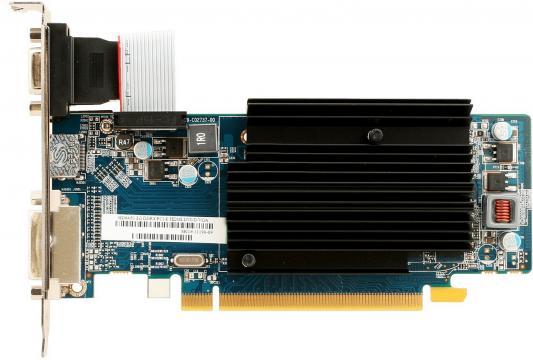 Видеокарта 2Gb <PCI-E> Sapphire HD6450 <HD6450, GDDR3, 64 bit, VGA, DVI, HDMI, Low Profile, Oem> pci e to