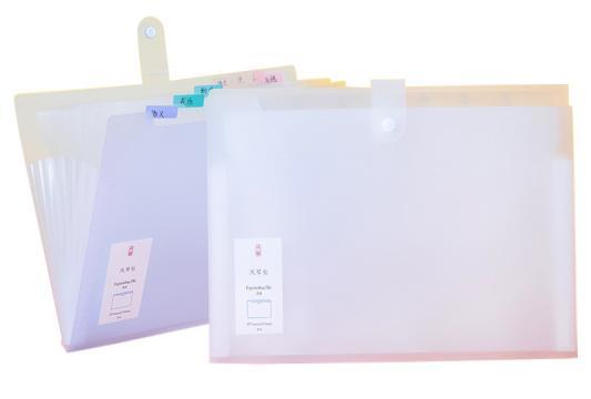 папка конверт deli bumpees ez65102 на кнопке цвет в ассортименте 1028921 формат a4 Папка-портфель Deli 5735 на кнопке 8 отдел. A4 пластик ассорти