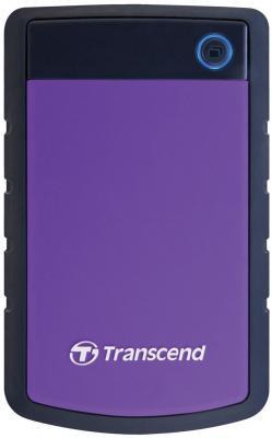 "Внешний жесткий диск Transcend 500Gb TS500GSJ25H3P 2.5"" USB 3.0 <Retail>"