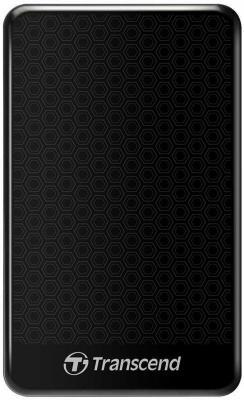 "Внешний жесткий диск Transcend 500Gb TS500GSJ25A3K 2.5"" USB 3.0 <Retail>"