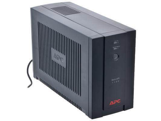 ИБП APC BACK 1100VA BX1100CI-RS