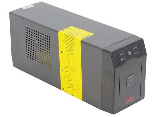 ИБП APC SMART SC 620VA SC620I ибп apc smart sc 620va sc620i