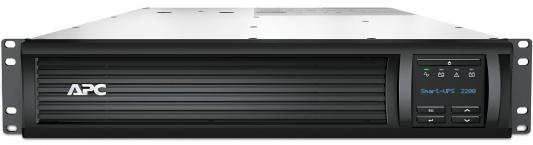 ИБП APC SMART 750VA SMT750RMI2U ибп apc smart 750va smt750rmi2u