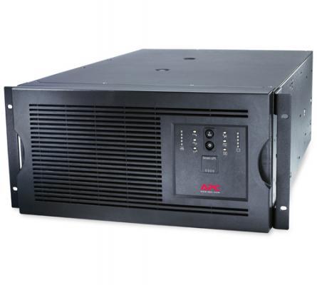 ИБП APC SMART 5000VA SUA5000RMI5U аккумулятор apc для sua2200i sua3000i rbc55