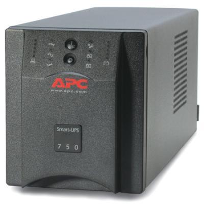 ИБП APC SMART 750VA SUA750I ибп apc smart 750va smt750rmi2u