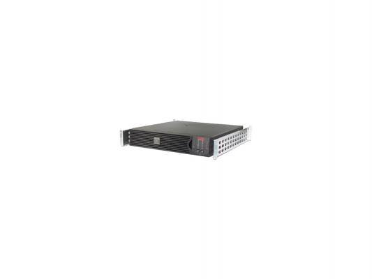 ИБП APC SMART RT RM 1000VA SURT1000RMXLI (SURT1000XLI+SURTRK) рельсы монтажные apc для smart rt 19 surtrk