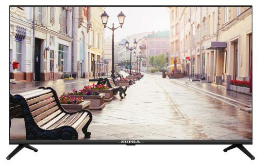 Фото - Телевизор Supra STV-LC43LT00100F черный телевизор supra stv lc40st0075f 40 2020 черный