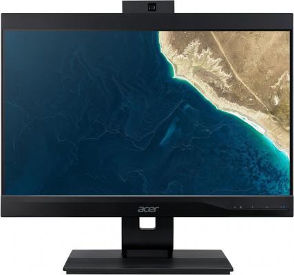 Фото - Моноблок 23.8 Acer Veriton Z4860G 1920 x 1080 Intel Core i3-9100 4Gb 1 Tb Intel UHD Graphics 630 Windows 10 Professional черный DQ.VRZER.12Q (DQ.VRZER.12Q) моноблок 23 8 acer veriton z4860g 1920 x 1080 intel core i3 9100 4gb 1 tb intel uhd graphics 630 windows 10 professional черный dq vrzer 12q dq vrzer 12q