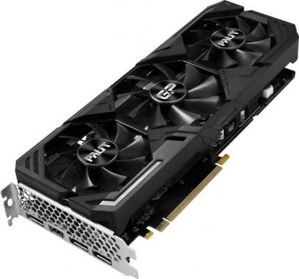 Фото - Видеокарта Palit nVidia GeForce RTX 2070 SUPER GP OC PCI-E 8192Mb GDDR6 256 Bit Retail (NE6207ST19P2-186T) видеокарта palit nvidia geforce gtx 1660super pa gtx1660super gp oc 6g 6гб gddr6 oc ret [ne6166ss18j9 1160a]