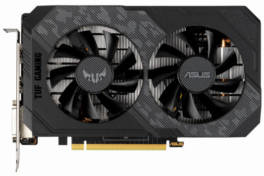 Видеокарта ASUS GeForce GTX 1650 Gaming PCI-E 4096Mb GDDR6 128 Bit Retail (90YV0EH1-M0NA00)