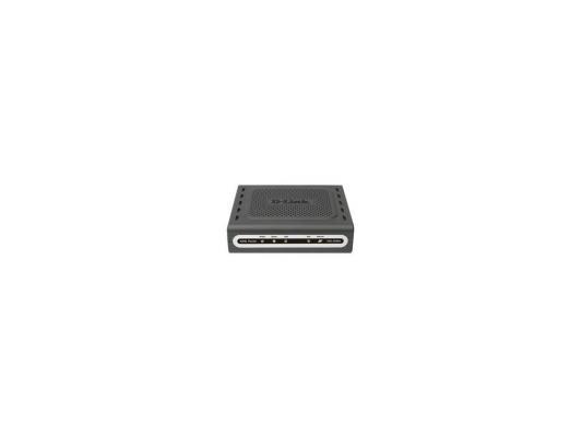 Маршрутизатор D-Link DSL-2500U/BB