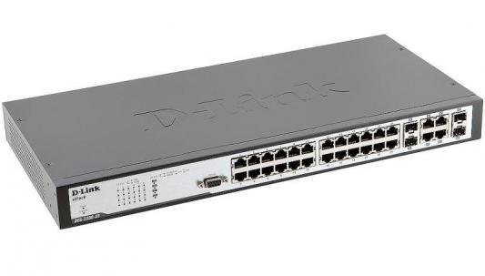 Коммутатор D-Link DES-3200-28 коммутатор d link des 3200 18 c1