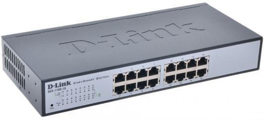 Коммутатор D-Link DES-1100-16