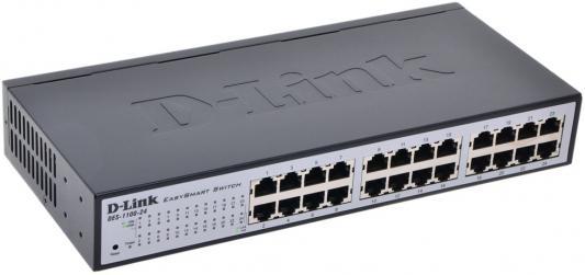 Коммутатор D-Link DES-1100-24