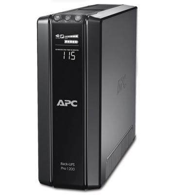 ИБП APC BACK 1200VA BR1200GI ибп apc srt10kxli