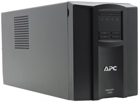 ИБП APC SMART SMT1000I 1000VA ибп apc smart smt1000i 1000va