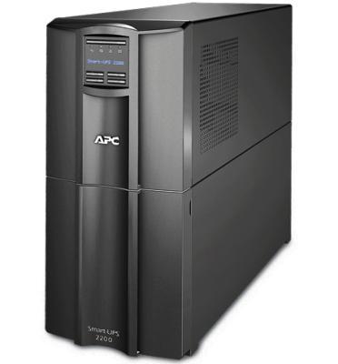 ИБП APC SMART RT 2200VA SMT2200I ибп apc smart 2200va usb lcd smt2200rmi2u