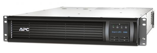 ИБП APC SMART X 3000VA SMX3000RMHV2U ибп apc smart x smx3000hvnc 3000va черный