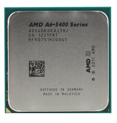 Процессор AMD A6 5400K <SocketFM2> (AD540KOKA23HJ) Oem
