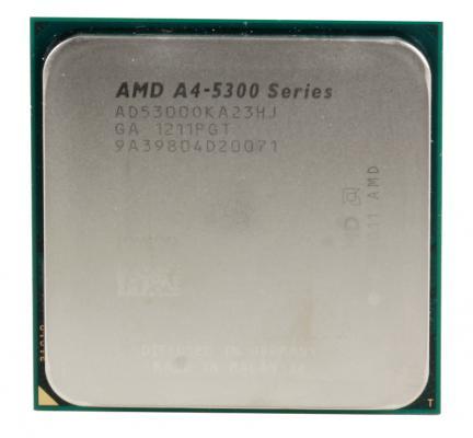 Процессор AMD A4 5300 <SocketFM2> (AD5300OKA23HJ) Oem процессор amd a4 4000 box &lt socketfm2&gt ad4000okhlbox