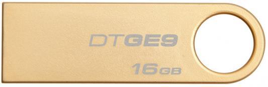 Внешний накопитель 16ГБ USB Drive <USB 2.0> Kingston Data Traveler GE9 (DTGE9/16GB)