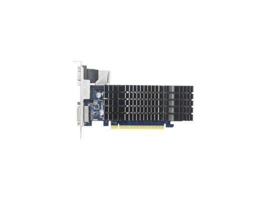 Видеокарта 1Gb <PCI-E> Asus EN210 Silent TC  L с CUDA <GF210, GDDR3, 64 bit, HDCP, DVI, HDMI, Retail>