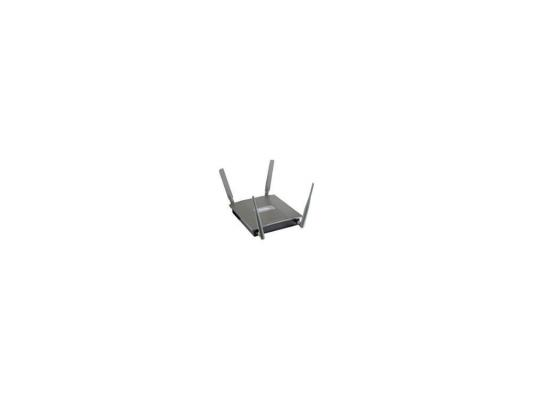 Купить Точка доступа D-Link DAP-2690 802.11abgn 300Mbps 2.4 ГГц 5 1xLAN PoE серый