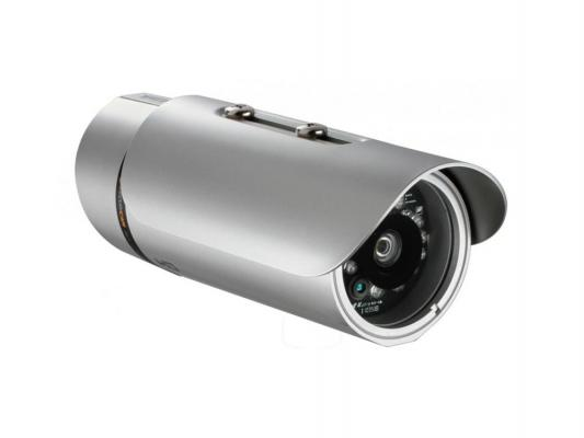 Камера IP D-Link DCS-7110 CMOS 1/2.7 1920 x 1080 H.264 MJPEG MPEG-4 RJ-45 LAN PoE белый hd 1080p indoor poe dome ip camera vandal proof onvif infrared cctv surveillance security cmos night vision webcam freeshipping
