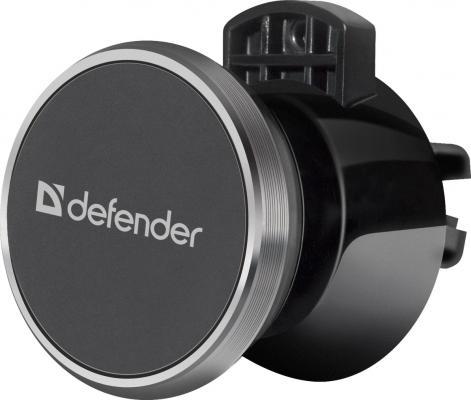 Автомобильный держатель DEFENDER CH-128 магнит, решетка вентиляции