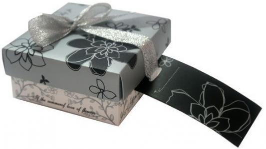 Коробка подарочная Golden Gift BG1353 9х9х4 см