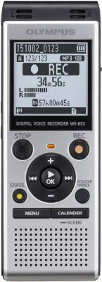 Диктофон Цифровой Olympus WS-852 4Gb серебристый