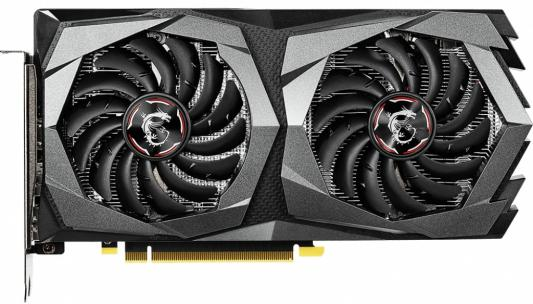 Видеокарта MSI GeForce GTX 1650 D6 GAMING PCI-E 4096Mb GDDR6 128 Bit Retail