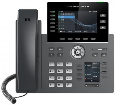 Телефон IP Grandstream GRP-2616 черный