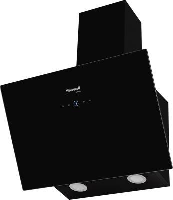 Фото - Вытяжка каминная Weissgauff Tau 60 TC черный управление: сенсорное (1 мотор) вытяжка каминная weissgauff yota 50 pb белый управление кнопочное 1 мотор