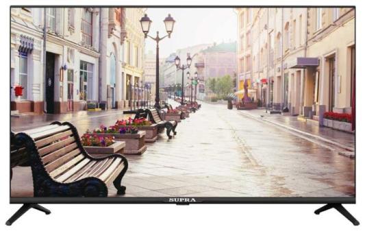 Телевизор Supra STV-LC40LT00100F черный телевизор supra stv lc40lt0055f 40 черный