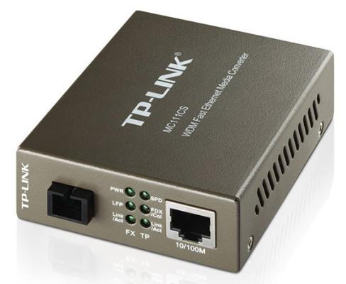 Медиаконвертер TP-Link MC111CS цена