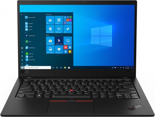 Lenovo ThinkPad X1 Carbon G8 T 14.0 FHD_AG_400N_N_72% /CORE_I7-10510U_1.8G_4C_MB /16GB(4X32GX32)_LP3_2133 /512GB_SSD_M.2_2280_NVME_TLC_OP / /INTEGRATED_GRAPHICS /FIBOCOM_L850-GL_4G_LTE_CAT9 /FINGERPRINT_READER /IR&HD_CAMERA_W/MIC /BKLT_KB_BK_FPR_NFC_WW_RUS / /4CELL_51WH_INTERNAL /65W_USB-C_SLIM_3PIN_BK_EU /1xUSB 3.1, 1xUSB 3.1 Always on, 2x Thunderbolt 3; HDMI, audio, Kensigton lock, native ethernet / /W10_PRO /N03_3Y_COURIER/CARRYIN /BLACK