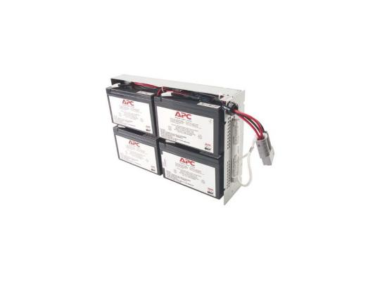Аккумулятор APC для SU1000RM2U (RBC23) apc apc sua750rmi1u 750ва