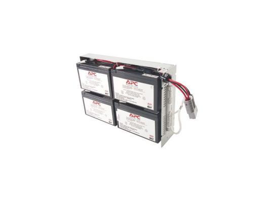 Аккумулятор APC для SU1000RM2U (RBC23)