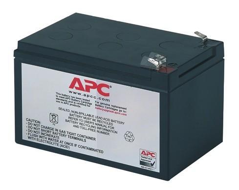 Аккумулятор APC для BP650I, SUVS650I (RBC4)