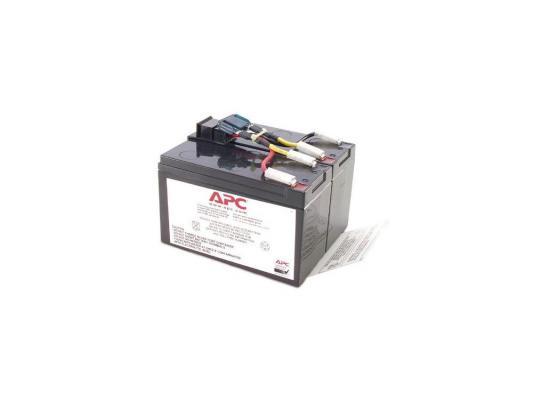 Аккумулятор APC для SUA750I (RBC48)
