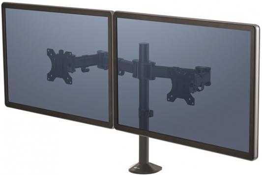 Фото - Кронштейн для 2 мониторов Fellowes Reflex Series™, регул-ка высоты, глубины, поворот, наклон, черный FS-85026 котятова н и моя дочка от рождения до года