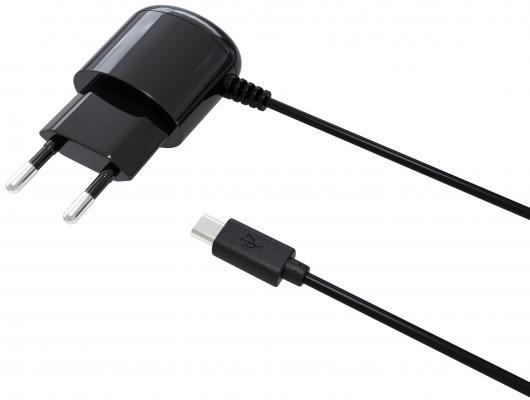 Фото - Сетевое зарядное устройство Red Line ТСP-1A microUSB 1A черный УТ000010348 зарядное устройство red line nt 1a 1xusb 1a кабель microusb black ут000013624