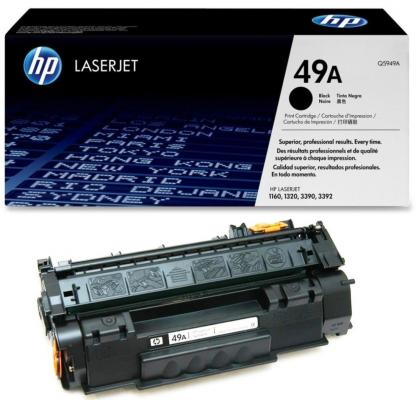 Тонер-картридж HP Q5949A for LJ 1320/1160 (2500p) 1pc lot cc527 60001 cc527 69002 formatter board main logic board for hp laser jet lj p2055 p2055d p2050 2050 2055 2055d genuine