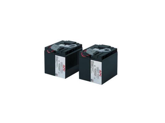 Аккумулятор APC для SUA2200I SUA3000I (RBC55) батарея apc rbc55