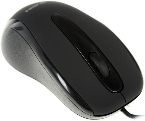 Мышь проводная Sven RX-170 чёрный USB
