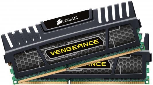 Оперативная память DIMM DDR3 Corsair 16Gb (pc-12800) 1600MHz <Retail> (CMZ16GX3M2A1600C10) 2 гб ddr dimm 200 266 мгц
