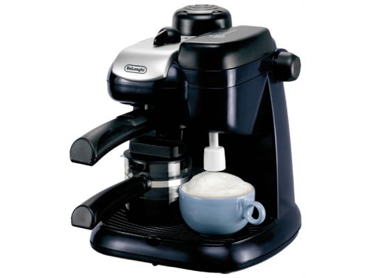 Кофеварка DeLonghi EC 9 черный