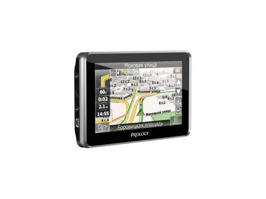 Автомобильный навигатор GPS Prology iMAP-560TR 5 480x272 4Gb MicroSD MP3 Navitel